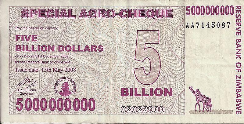 ZimbabweNoteFront